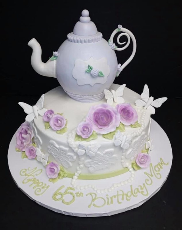 Cake by Weinrich's Bakery