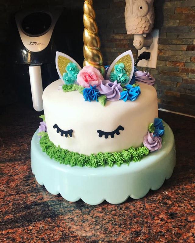 Cake by Sweet Hart's Bakery