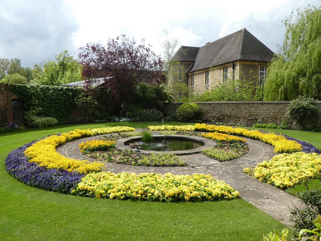 War Memorial Garden, Christ Church College, Oxford