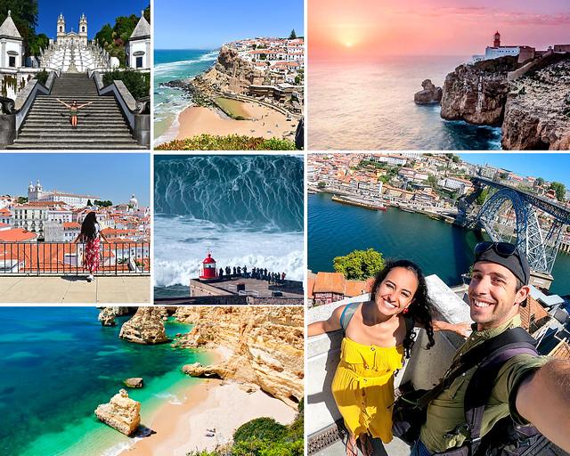 Ruta en coche por Portugal en 10 días