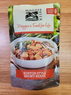 Maggie's Boston Style Smokey Beans