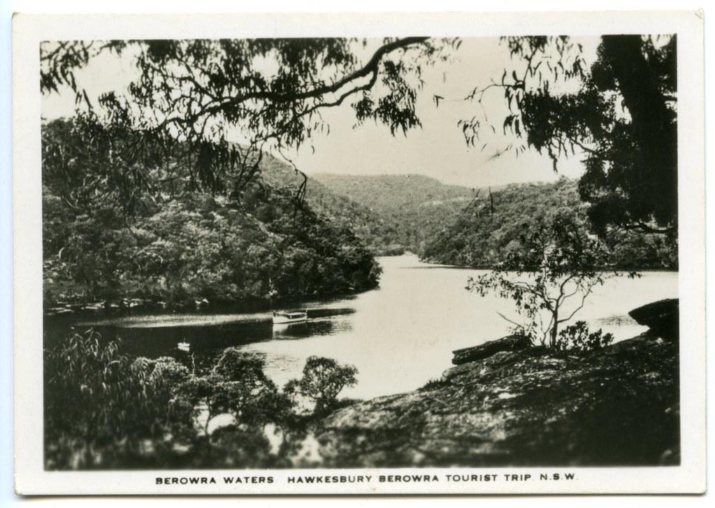 Berowra Waters Hawkesbury Berowra Tourist Trip N.S.W.