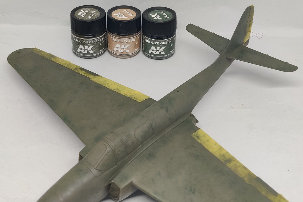 Bell YP-59 Airacomet (Hobbycraft 1:48) 51189824405_faaef43249_b