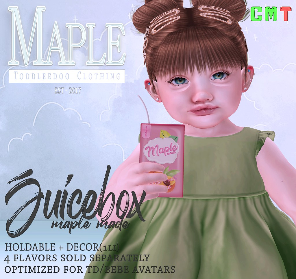 Maple-Made Juiceboxes