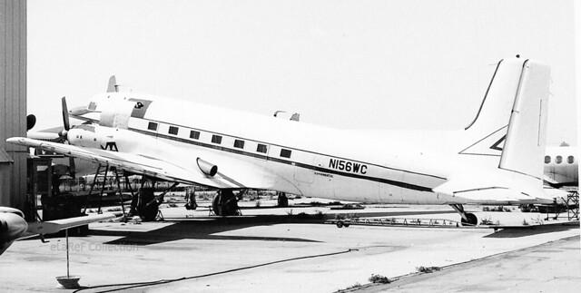 N156WC Conroy Turbo Dakota c/n 43193 ex Douglas DC-3 c/n 1548