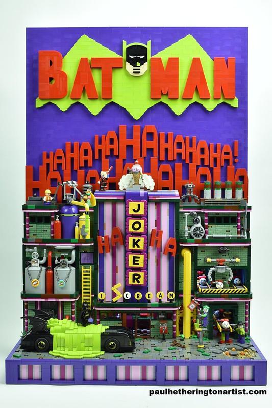 Batman, Joker's I Scream Factory