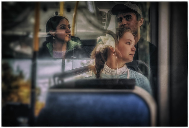 Images from a Bus