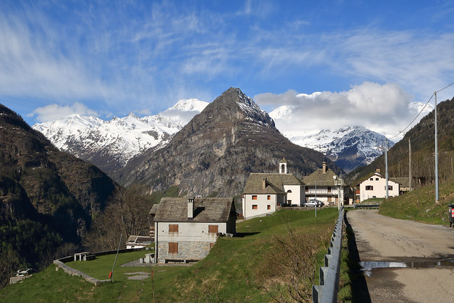 Bugliaga, Valle Divedro