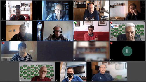 Ciudades Amigables / Euskadi Lagunkoia: 10ª Videoconferencia NagusIkas 19-5-2021