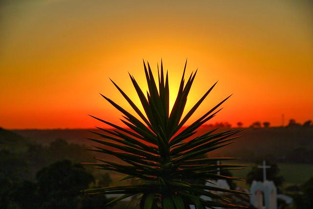 My first sunrise photo