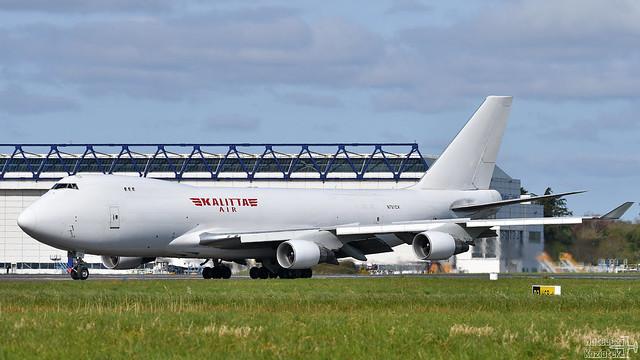 Kalitta Air 🇺🇸 Boeing 747-4B5F N701CK