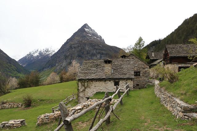 Bugliaga Dentro, Valle Divedro