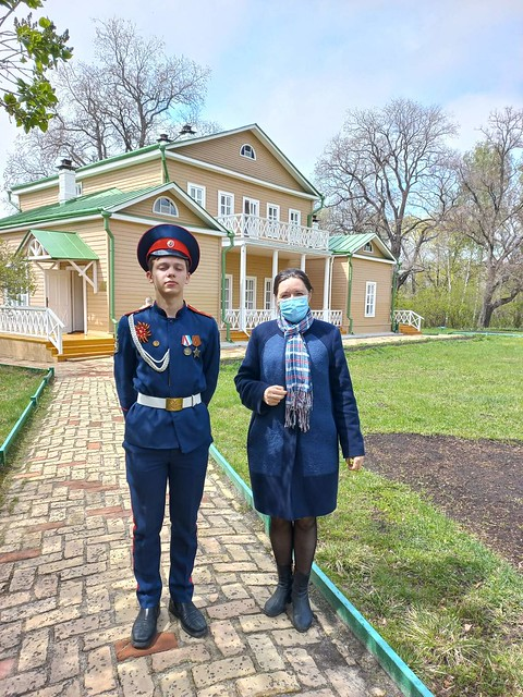 Отзыв о научном сотруднике музея-заповедника «Тарханы» Шубениной Елены