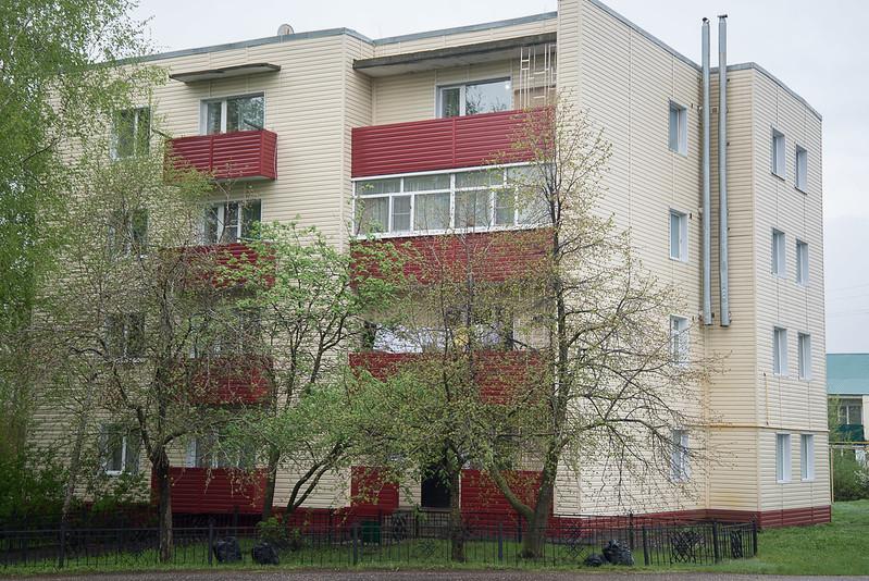 Гостиница музея-заповедника «Тарханы» по адресу с. Лермонтово, ул. Центральная, д. 17