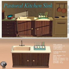 New release : Pastoral Kitchen Sink @ Uber Hometown