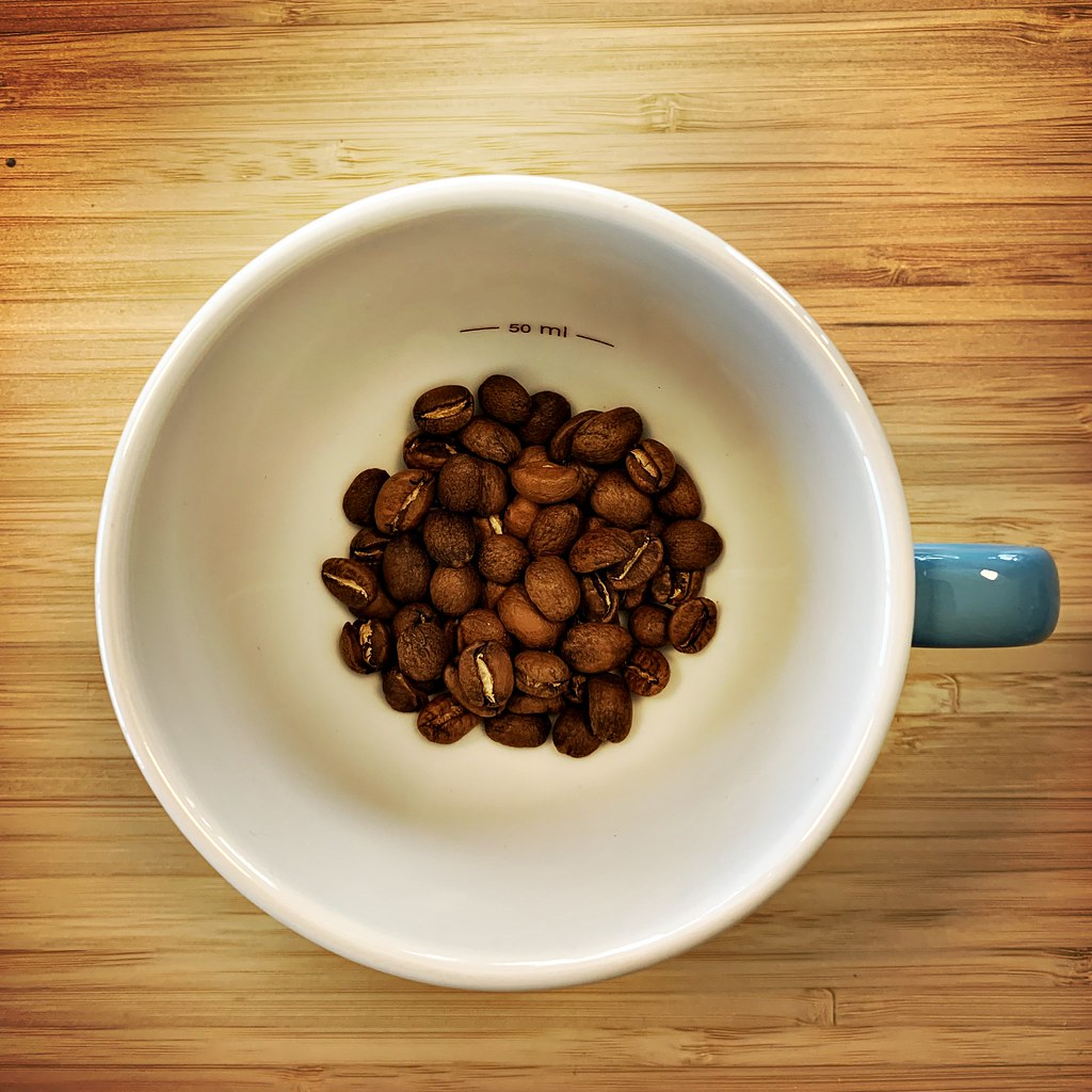 Coffee Chronicles 019 - The Beans