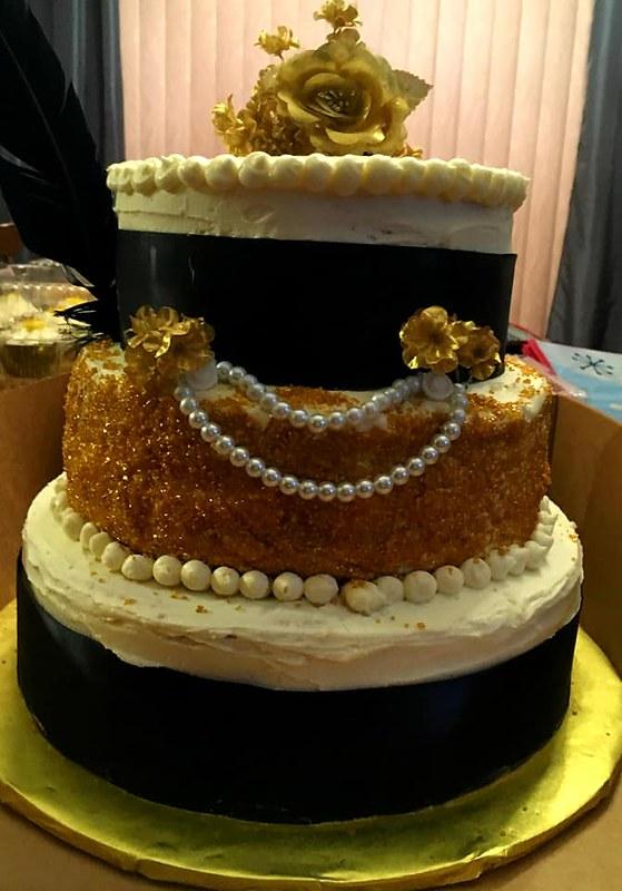 Cake by Debbie O' Cakes