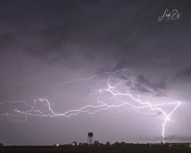 Lightning over Beaver - Explore 05.20.2021