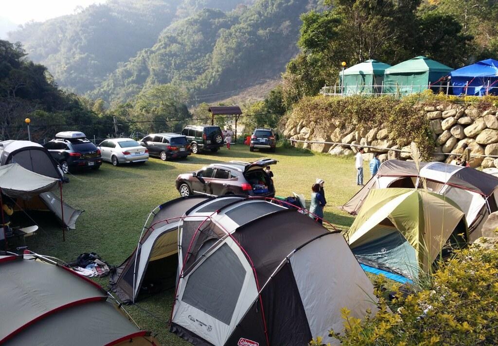 露營地。照片來源:Yada Liao(CC BY-NC 2.0)