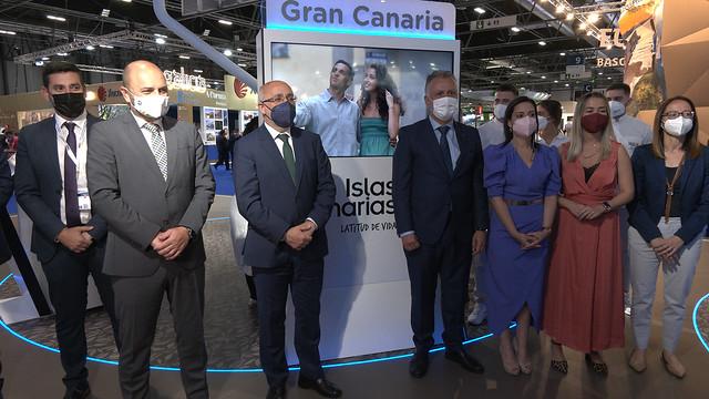 Canarias en Fitur2021