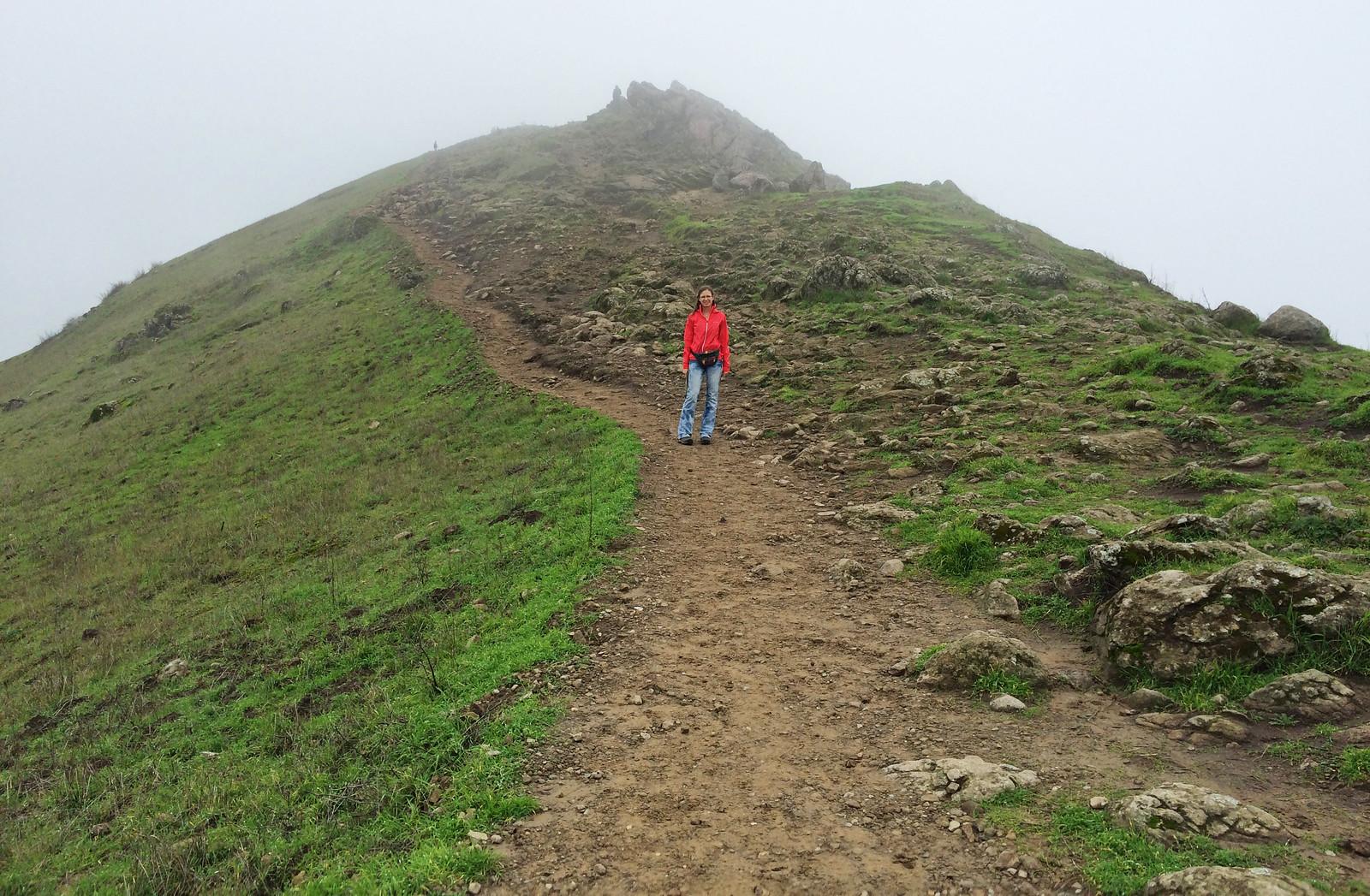 Mission Peak, California, USA