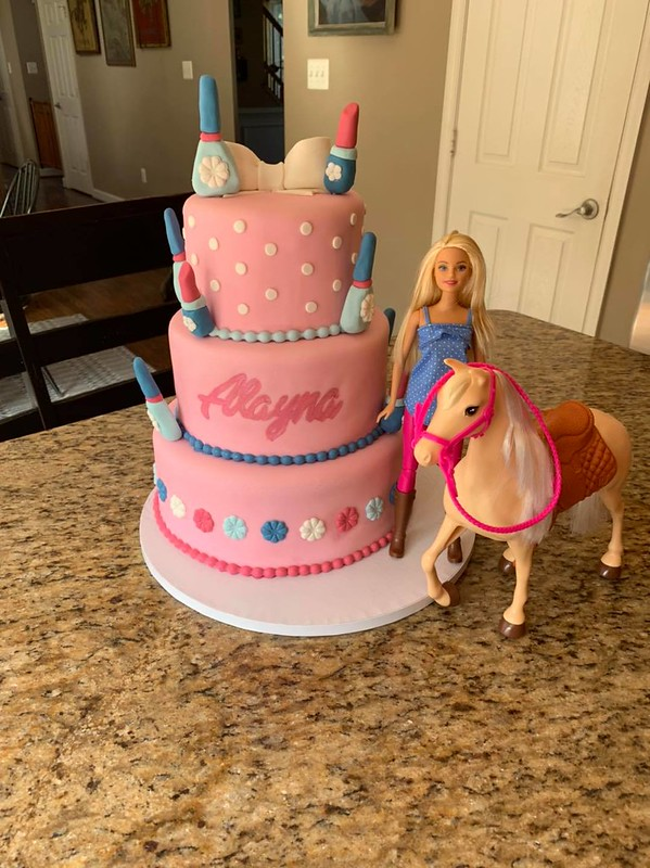 Cake by Victory Cakes