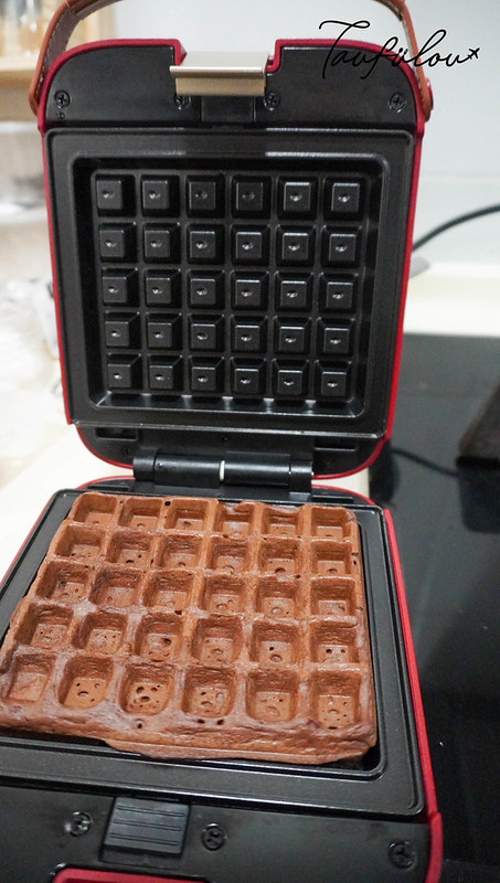 perry smith waffle maker review