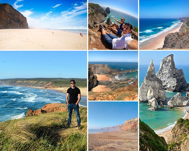 Viaje por la Costa de Portugal