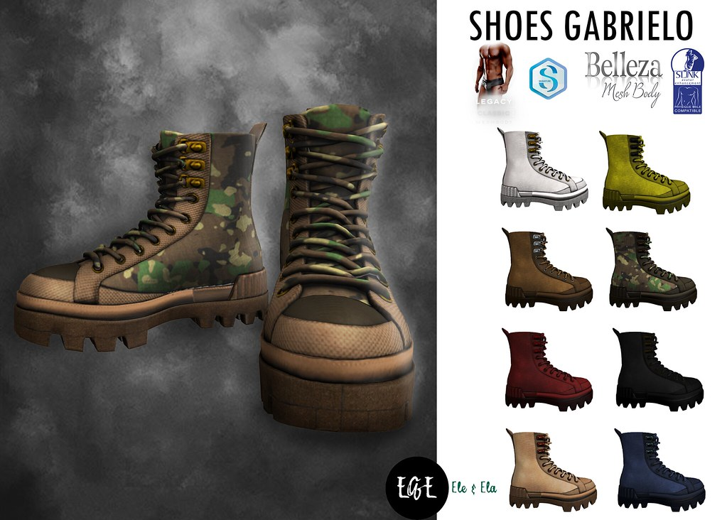 Ad Shoes Gabrielo