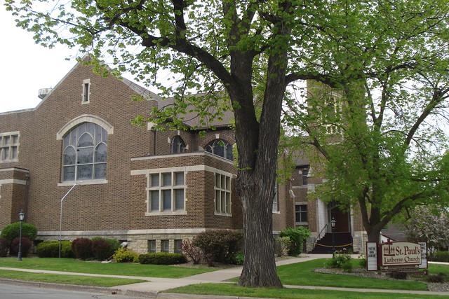 St. Paul's Lutheran Church.