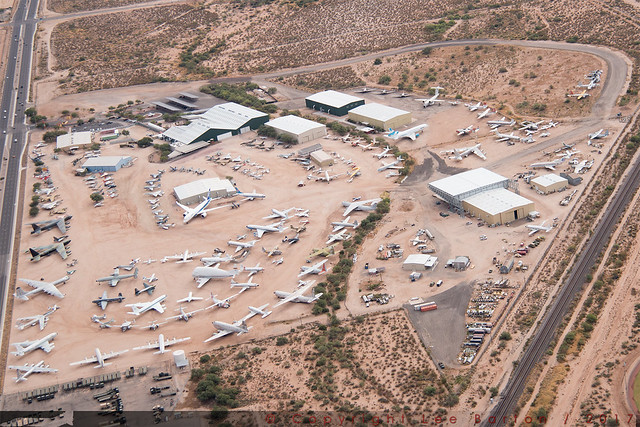 Pima Air and Space Museum - 4 November 2017