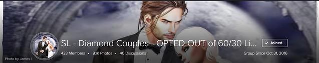 Group Cover SL - Diamond Couples