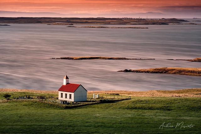Narfeyrarkirkja - Snæfellsnes (Iceland)