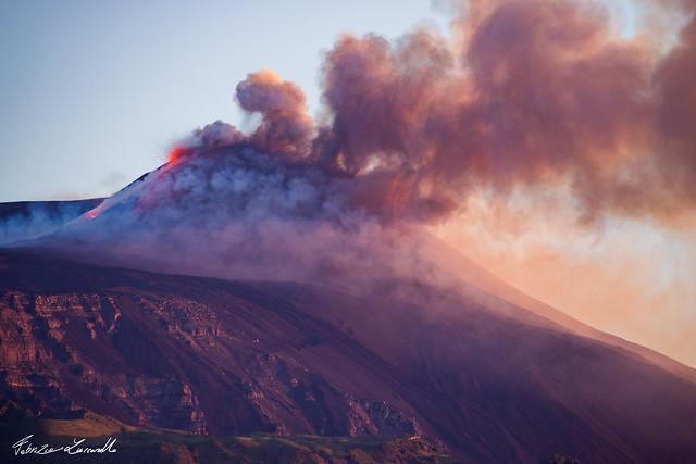 #Etna - Parossismo 19 Maggio 2021