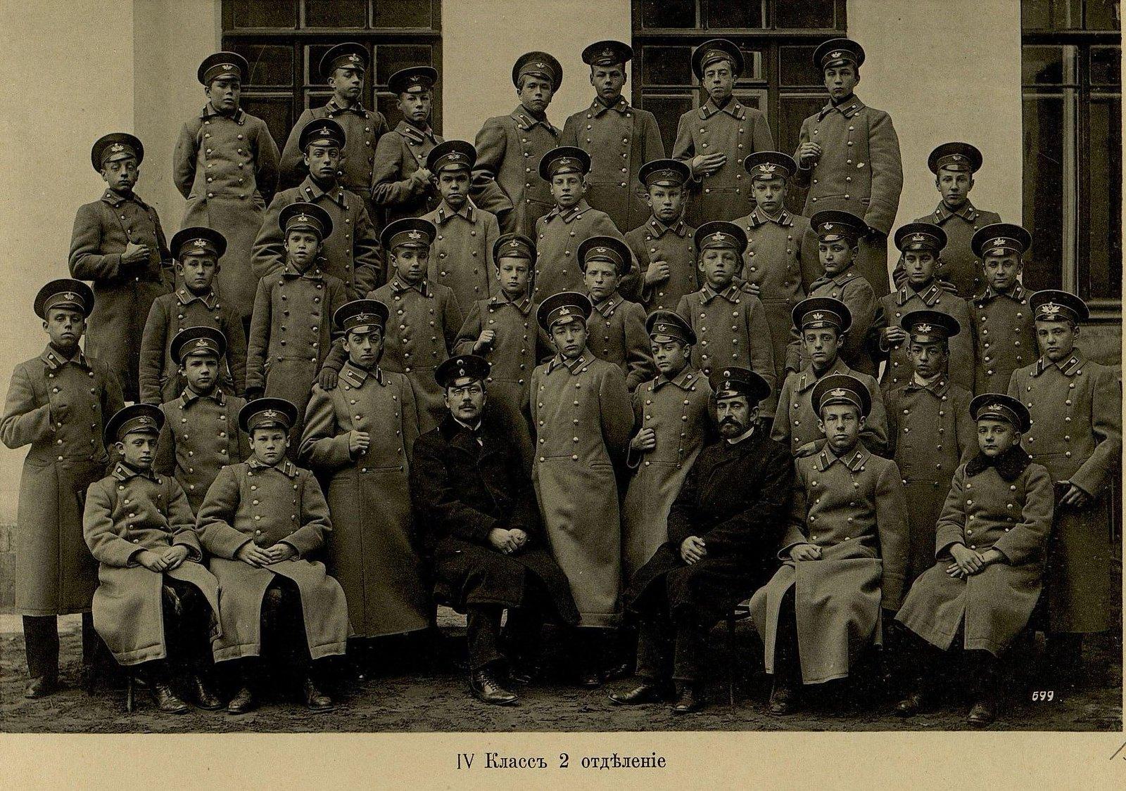 08. Четвертый класс второго отделения