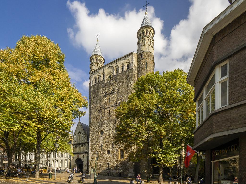 Basiliek van Onze-Lieve-Vrouw-Tenhemelopneming - Maastricht - NL