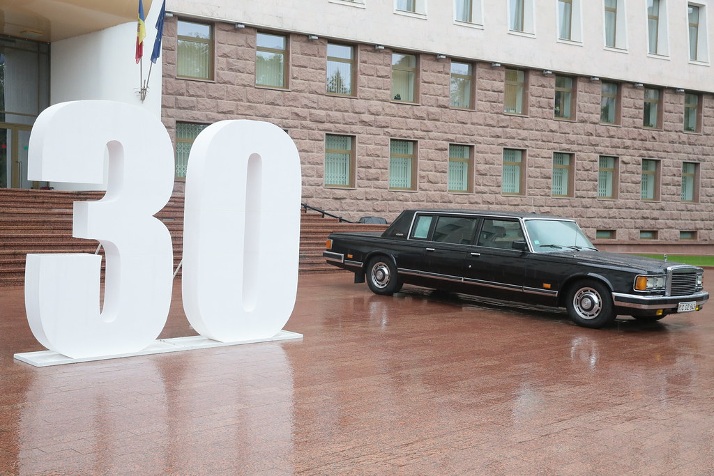 20.05.2021 30 de ani ai Parlamentului Republicii Moldova