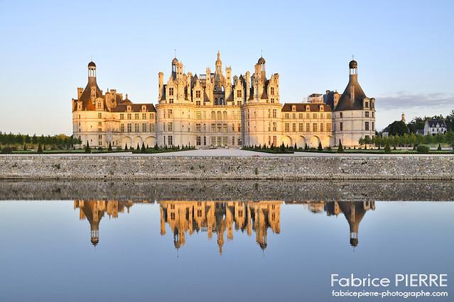 (Château de Chambord) France