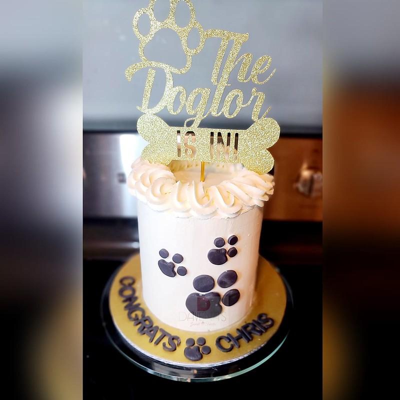 Cake by Davena's Sweet Treats
