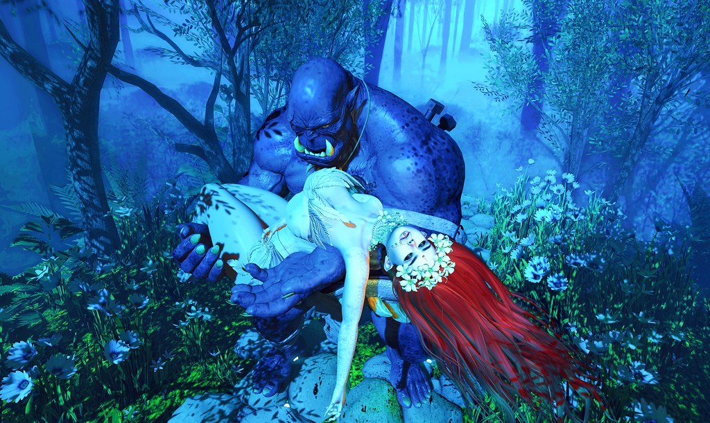 Under the moonlight (The Ogre - Part 2)