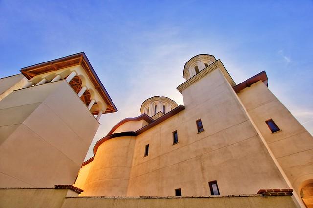 Church in Aluche, Madrid