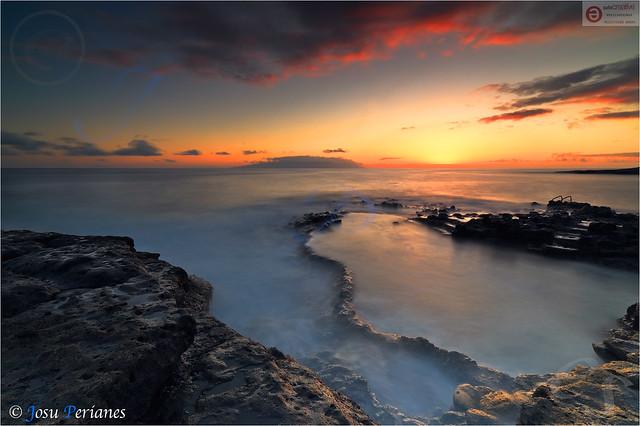 Ocaso Atlántico
