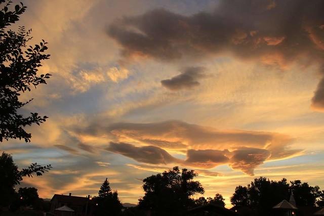 Amercan sky