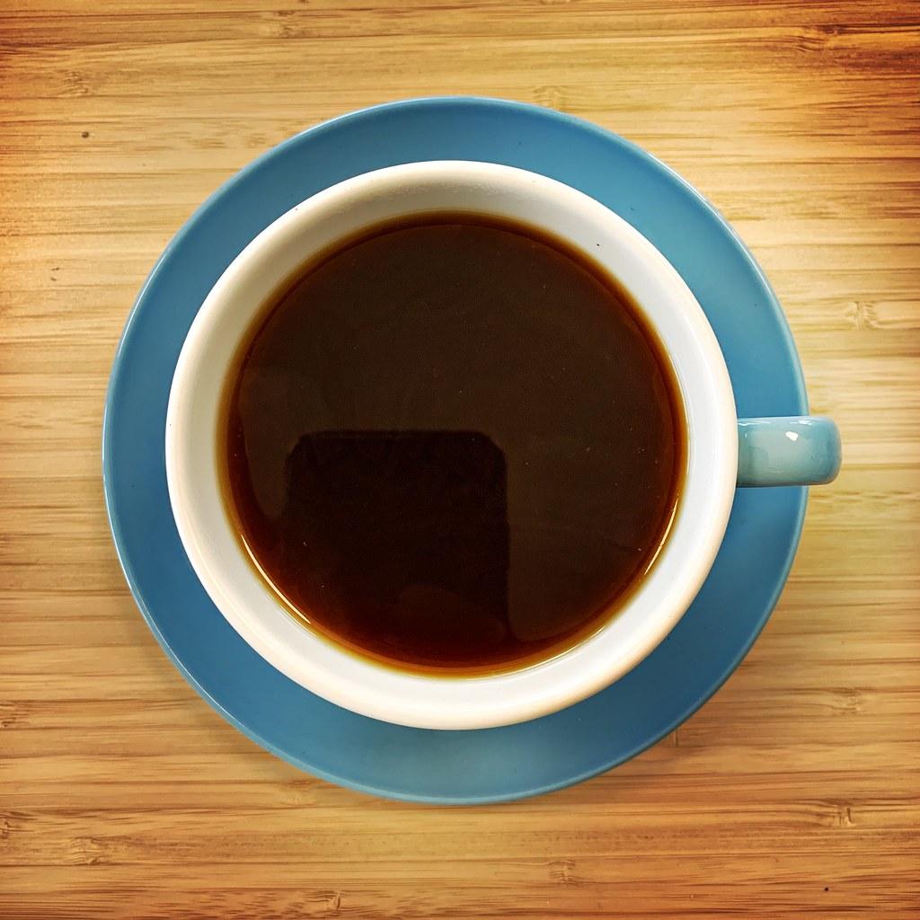 Coffee Chronicles 019 - AeroPress