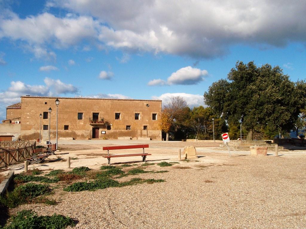 Monasterio - Santuario la Monlora (Luna-Zaragoza)