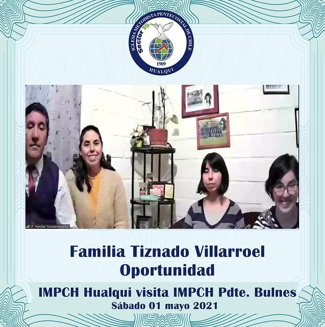 IMPCH Hualqui visita IMPCH Pdte. Bulnes-Hualpén