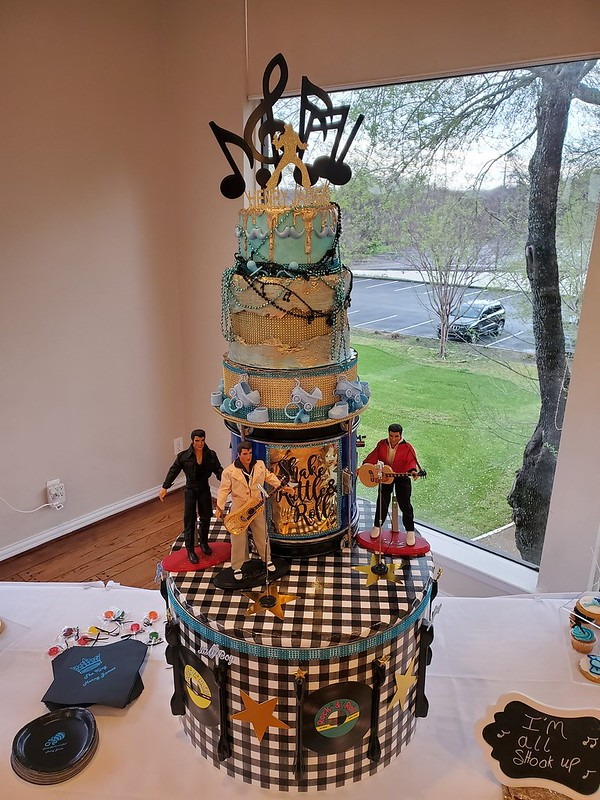 Cake by Proverbial 31 Catering