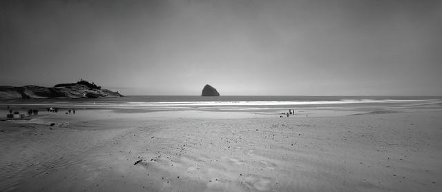 Beach with a Bump