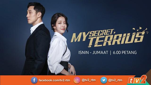 my secret terius di TV2