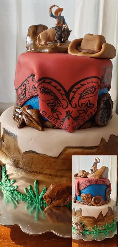 Cake by Lovely Ladybugs Custom Cakes